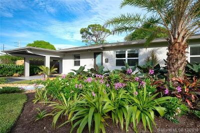 Fort Lauderdale Single Family Home For Sale: 1130 NE 12th Ave