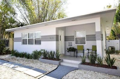 Hollywood Single Family Home For Sale: 1626 Jefferson St