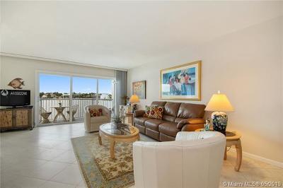 Pompano Beach Condo For Sale: 1201 S Riverside Dr #304