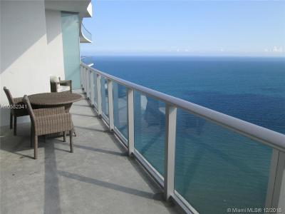 Hollywood Condo For Sale: 4111 S Ocean Dr #MPH5