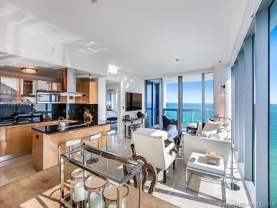 Miami Beach Condo For Sale: 6899 Collins Ave #1808