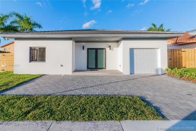 Miami Single Family Home For Sale: 15541 SW 59 St