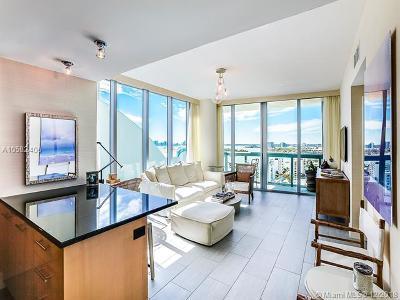 Miami Beach Condo For Sale: 6899 Collins Ave #1809