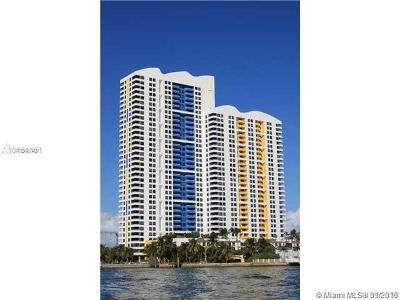 Miami Beach Rental For Rent: 1330 West Ave #3406