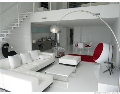 Miami Condo For Sale: 1040 Biscayne Blvd #3002