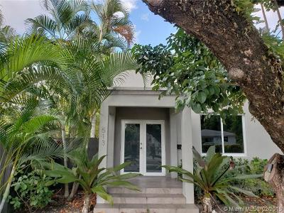 Fort Lauderdale Single Family Home For Sale: 513 SW 18th Ct