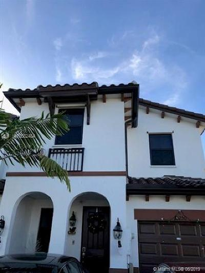 Doral Condo For Sale: 10250 NW 88th Ter #10250