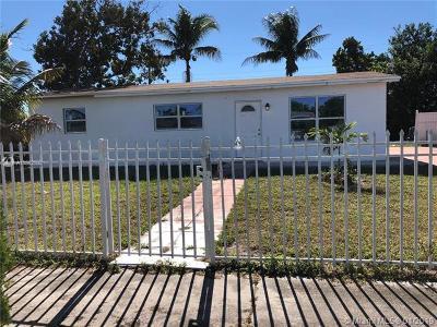 Miami Single Family Home For Sale: 1260 NE 213 Ter