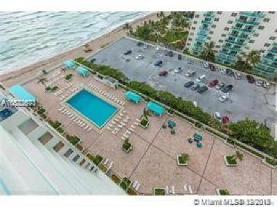 Hollywood Condo For Sale: 3725 S Ocean Dr #1527