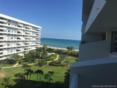 Key Biscayne Condo For Sale: 199 Ocean Lane Dr #806