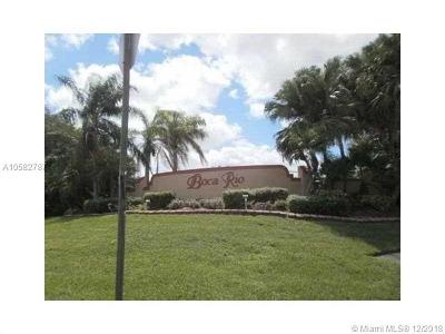 Palm Beach County Condo For Sale: 23078 Oxford Pl #C