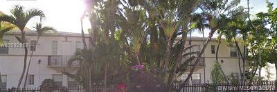 Miami Beach Condo For Sale: 1620 Pennsylvania Ave #203