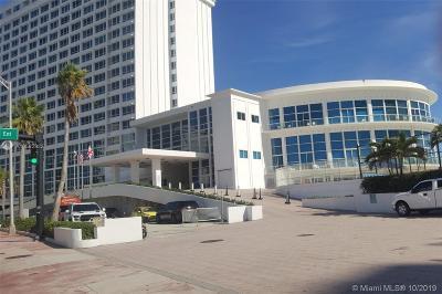 Miami Beach Condo For Sale: 5445 Collins Ave #BAY10