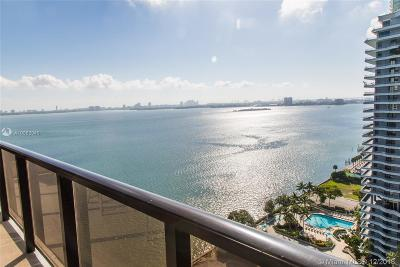 Miami Condo For Sale: 600 NE 36th St #PH8
