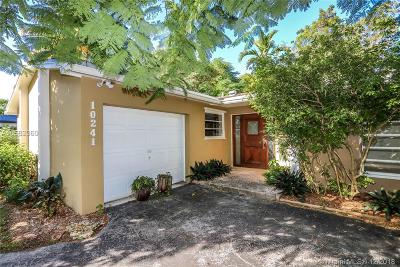 Miami Single Family Home For Sale: 10241 SW 109th St