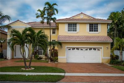 Miramar Single Family Home For Sale: 14855 SW 39 Ct.