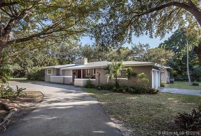 Miami Single Family Home For Sale: 5288 SW 80th St