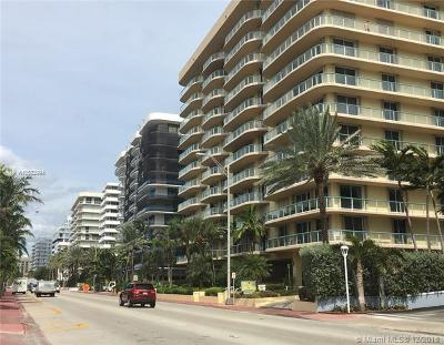 Surfside Condo For Sale: 8855 Collins Ave #8 F