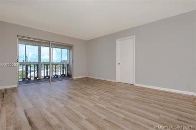 Hallandale Condo For Sale: 215 SE 3rd Ave #306C