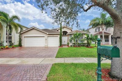 Miramar Single Family Home For Sale: 5442 SW 185 Ter
