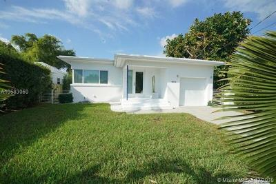 Surfside Single Family Home For Sale: 8918 Garland Ave