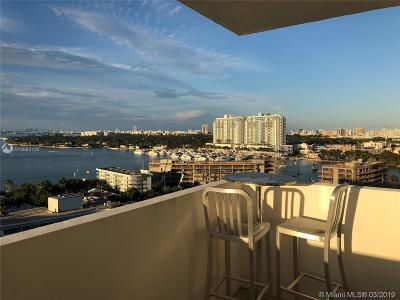 Miami Beach Condo For Sale: 5 Island Ave #16K