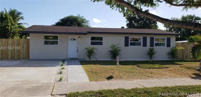 Miami Single Family Home For Sale: 11830 SW 181st Ter