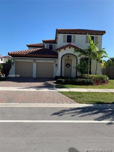 Miami Single Family Home For Sale: 17475 SW 153rd Ave