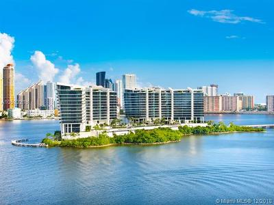 Aventura Condo For Sale: 5000 Island Estates Dr #505N