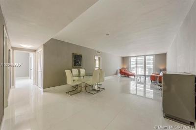 Miami Beach Condo For Sale: 5825 Collins Ave #7C