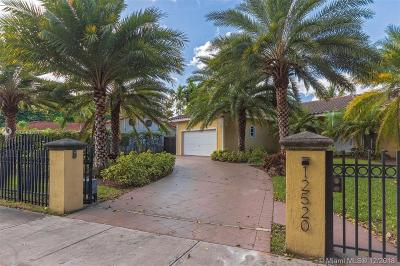 North Miami Single Family Home For Sale: 12520 Griffing Blvd