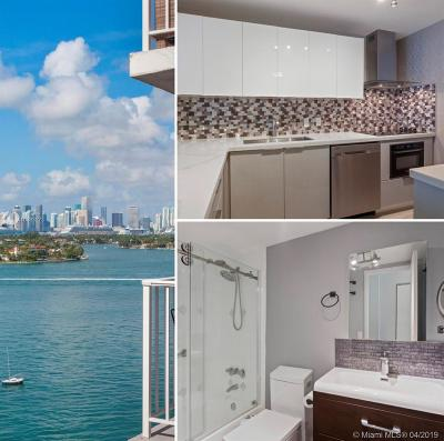 Miami Beach Condo For Sale: 1228 West Ave #706