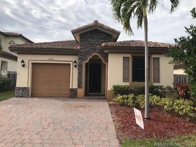 Cutler Bay Single Family Home For Sale: 22754 SW 93 Ct
