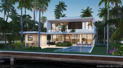 Miami Beach FL Single Family Home For Sale: $13,995,000