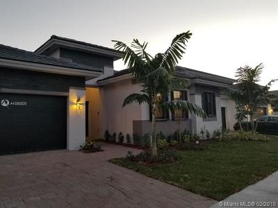Miami Single Family Home For Sale: 15832 SW 44th St