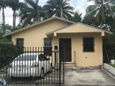Miami Multi Family Home For Sale: 8275 NW 1 Pl