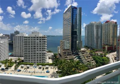 Rental For Rent: 951 Brickell #1908