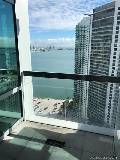 Rental For Rent: 1395 Brickell Ave #3012