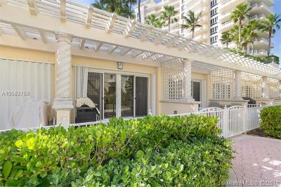 Key Biscayne Condo For Sale: 799 Crandon Blvd. #CAB603