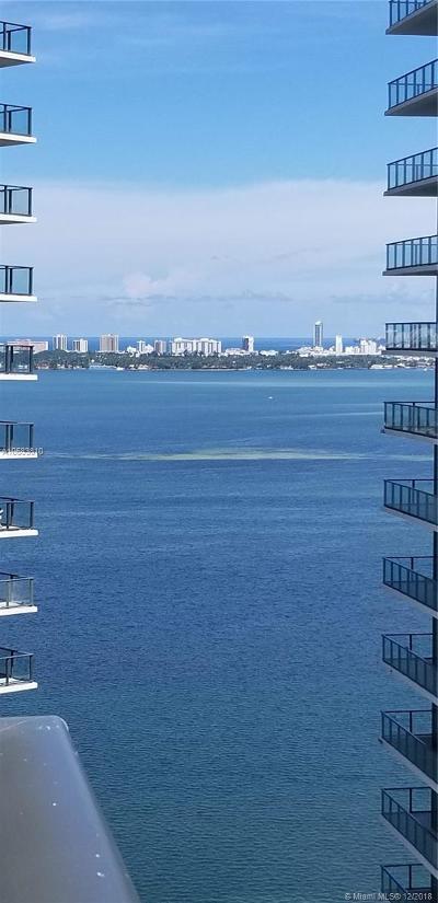 Paraiso Bay View Condo, Paraiso Bay Views, Paraiso Bayview, Paraiso Bayviews, Paraiso Bayviews Condo Rental For Rent: 501 NE 31 #2907