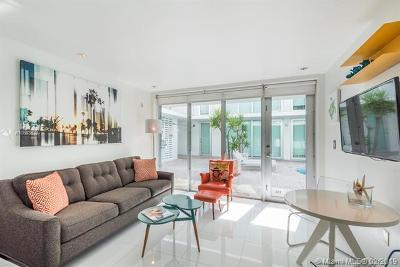 Miami Beach Condo For Sale: 1601 West #112
