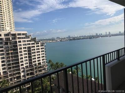 Condo For Sale: 520 Brickell Key Dr #A1602
