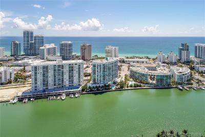 Miami Beach Condo For Sale: 6770 Indian Creek Dr #PH-K