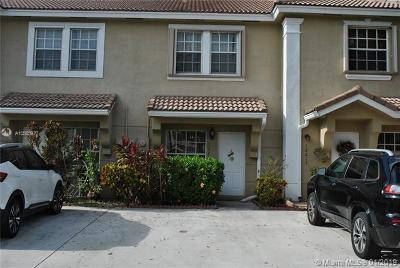 Pembroke Pines Condo For Sale: 12219 SW 7th St