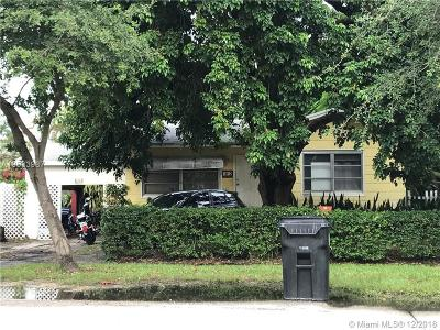 Fort Lauderdale Single Family Home For Sale: 1812 S Miami Rd