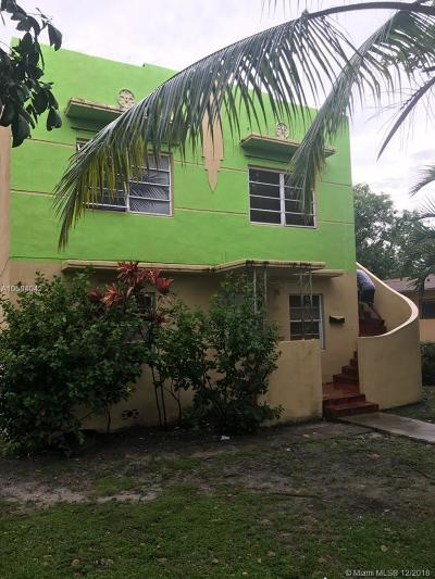 Miami Multi Family Home For Sale: 354 NW 59th Ter
