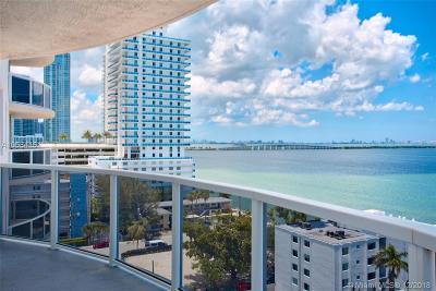 Miami Condo For Sale: 601 NE 23 St #1603