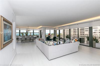Miami Condo For Sale: 3 Grove Isle Dr #C-502