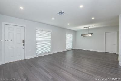 Hollywood Single Family Home For Sale: 1459 Rodman St