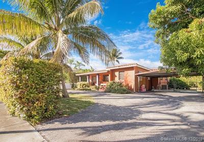 Miami FL Single Family Home For Sale: $520,000